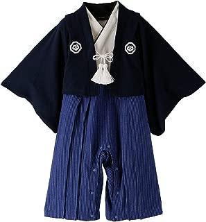 Catherine Cottage 節句 男の子 羽織付き 袴 ロンパース TK4030