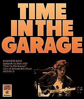 """弾き語りツアー2019 """"Time in the Garage"""" Live at 中野サンプラザ 2019.06.13[2CD](通常盤)"""