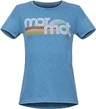 T-Shirt dExt/érieur Marmot Pom Tee Short Sleeve Chemise /à Manches Courtes Gym Id/éal pour Les Sports Respirant Homme S/èche Rapidement
