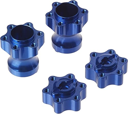 Hot Racing YET10A06 Aluminum One-Piece Wheel Hubs - Axial Yeti