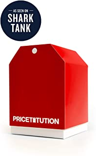 Pricetitution Card Game (from Shark Tank!) - Game Nights, Dinner Parties, Funny Conversations...Play in-Person or Over Video Online! | 3+ Players | Adults 16+ | How Much Money Would it take You to_?!
