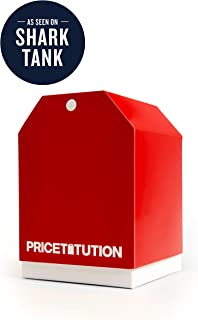 Pricetitution Card Game (As Seen on Shark Tank) for Game Nights, Parties, Funny Conversations, and Drinking Games | Adults, Teens 16+, and (Fun) Families | How Much Money Would it take You to?