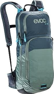 evoc CC 10L Plus 2L Bladder Hydration Pack Slate/Olive, One Size
