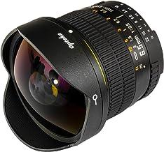 Opteka アプテカ 6.5mm f/3.5 高解像 非球面 魚眼レンズ for Nikon 一眼レフ 【国内正規品】