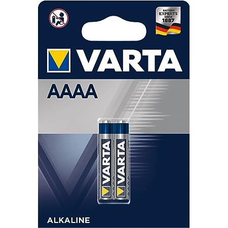 Varta Batterien Electronics Aaaa Alkaline Knopfzelle Elektronik