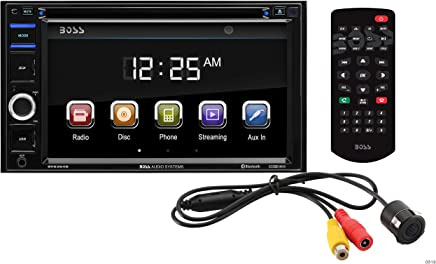 BOSS Audio BVB9364RC Double Din, Touchscreen, Bluetooth, DVD/CD/MP3/