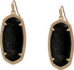 Rose Gold/Black Granite
