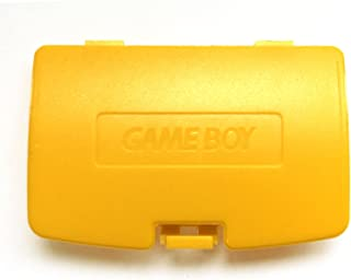 Gameboy Color GBC Game Boy Colour Replacement Battery Cover - Yellow