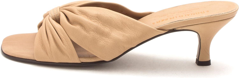 Donald J Pliner Womens Kona Open Toe Casual Slide Sandals