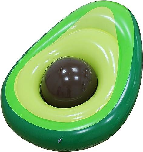 Aufblasbare H ematte Portable Pool Float Aufblasbare PVC Avocado Form Pool schwimmt Sitz für Erwachsene Kinder Kinder mädchen Boys Float Toy Gemüse Lila Sommer Party Urlaub Kinder