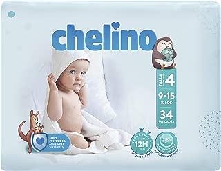 Chelino Fashion & Love - Pañales para bebés con un