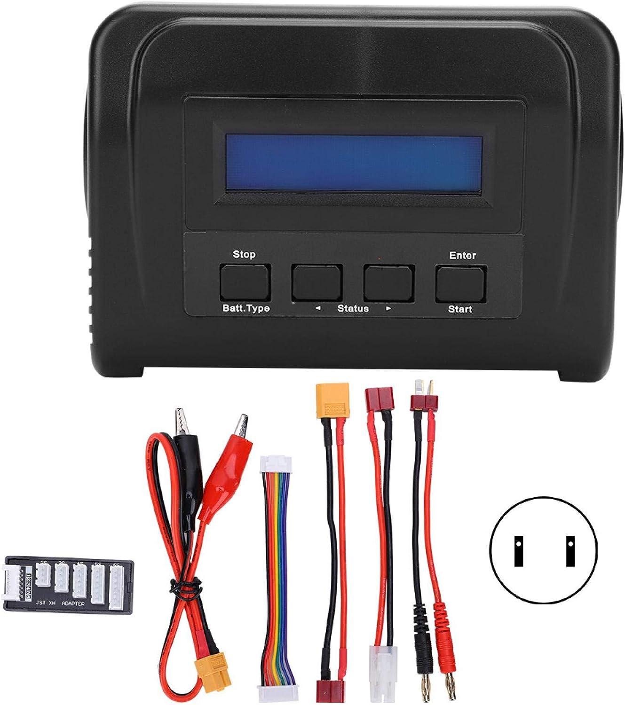 Cargador de equilibrio EVTSCAN inteligente para batería Ni-MH/Ni-Cd Modelo S150AC 10A 150W CA 100-240V(Japanese standard)
