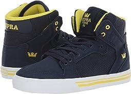 Navy/Yellow/White