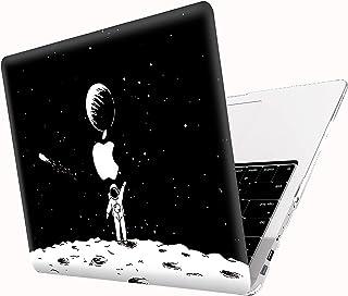 MacBook 12インチケース(フィットモデル:A1931&A1534) - AOGGY 保護カバー漫画スペースプラスチックコーティングハードシェル - - 宇宙飛行士