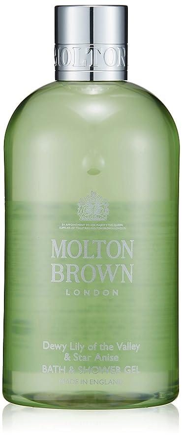 意外羽従者MOLTON BROWN(モルトンブラウン) デューイ リリー オブ ザ バリー コレクション LOV バス&シャワージェル
