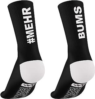 SQlab, Sq-socks One11 Calcetines deportivos para bicicleta. Unisex adulto