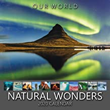 Our World: Natural Wonders 2020 Nature Wall Calendar