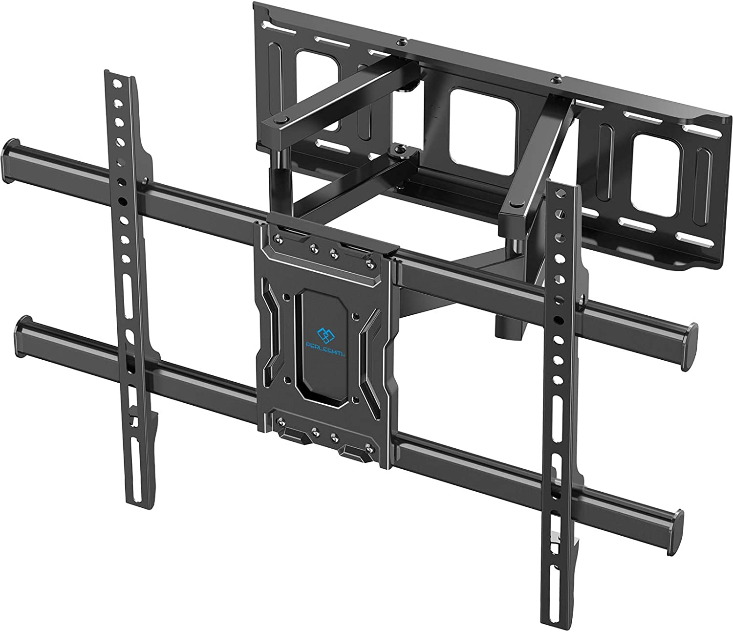 PERLESMITH TV Wall Mount shop Max 71% OFF Full Motion Most 37-75 Bracket for inch