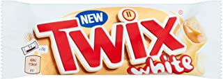 Twix White Limited Edition Chocolate Bar 46g (Case of 20)