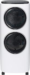 スリーアップ サーキュレーターファン付冷風扇 ツインクールファン ホワイト RF-T1905WH