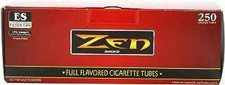 1 Box - 250pc Zen King Size Full Flavor Cigarette Tubes