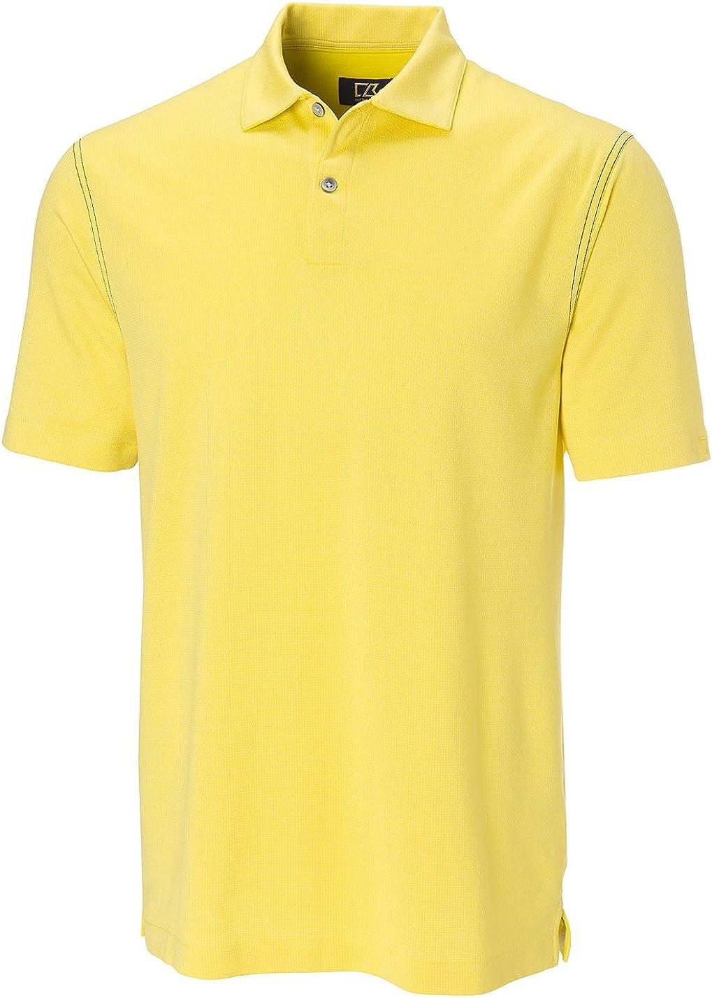 Cutter & Buck Men's Big and Tall Cb Drytec Luxe Shirt