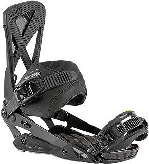 Nitro Phantom Carver Snowboard Bindings 2021 - Men`s