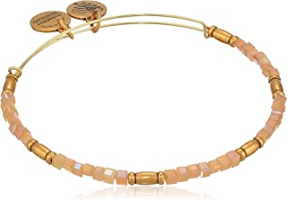 Alex and Ani Women's Zephyr Charm Bangle Celestial, Rafaelian Gold