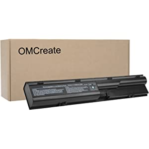TAUPO Laptop Battery Replacement for HP Probook 4540s 4440s 4530s 4535s 4545s 4430s 4431s 4435s 4330s Series fits P//N 633805-001 PR06 PR09 HSTNN-IB2R 633733-321 HSTNN-IB2R