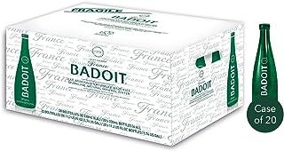 Badoit Sparkling Natural Mineral Water, 20 x 330ml Bottles, 20 x 330 ml