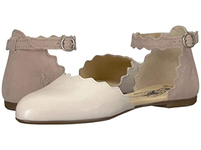 FLY LONDON MEGS210FLY (Off-White/Concrete Mousse/Cupido) Women