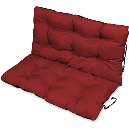 Cuscino per Panca ca 150/x 98/x 8/cm Cuscino Imbottito Ambientehome panchina Cuscino Cuscino Seduta e Schienale Hanko