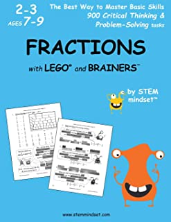 Fractions with Lego and Brainers Grades 2-3 Ages 7-9