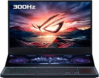 """ASUS ROG Zephyrus GX550LXS-HF073T - Ordenador portátil Gaming de 15.6"""" FullHD 300Hz (Intel Core i7-10875H , 32GB RAM, 1TB ..."""