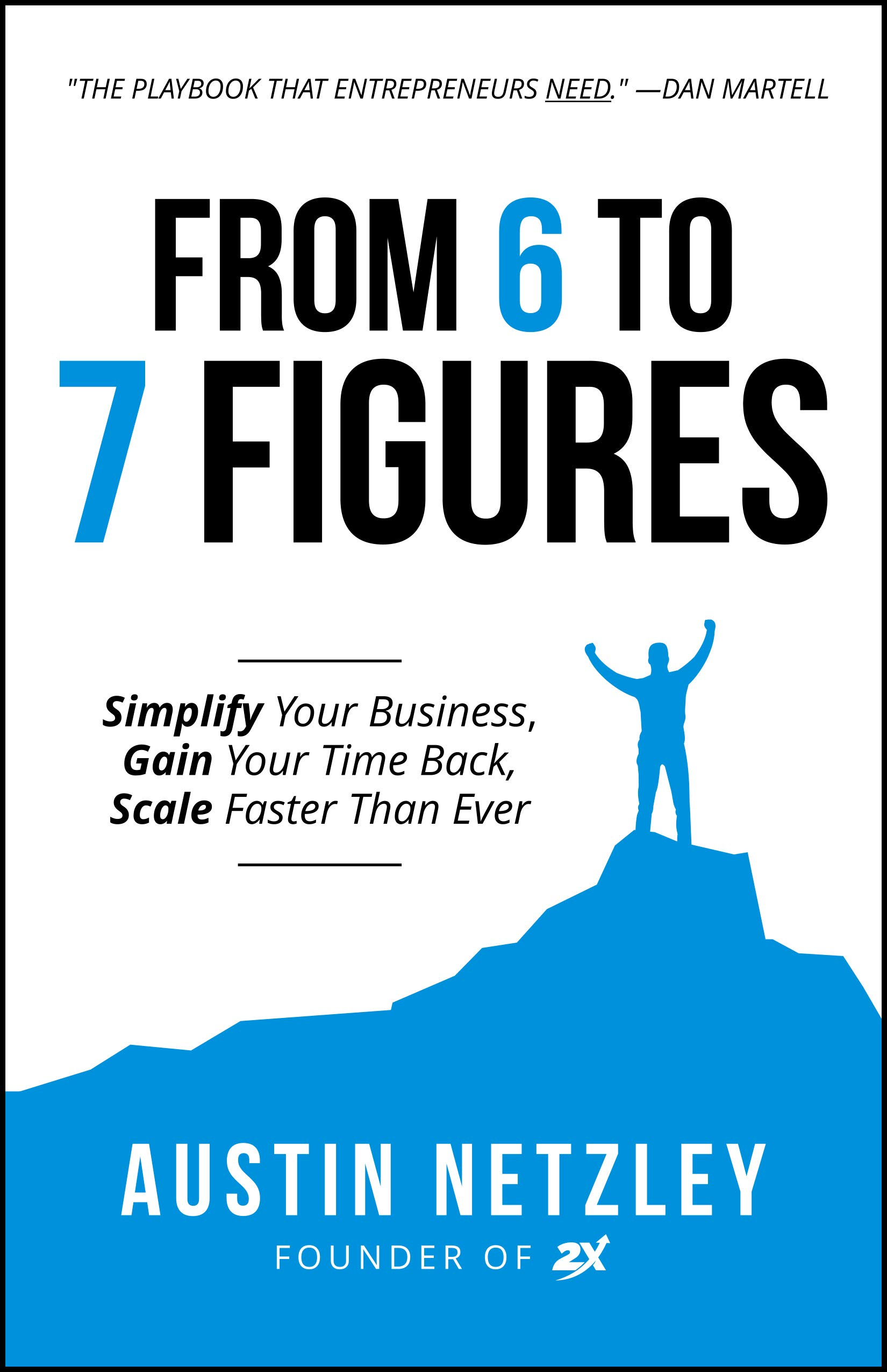 Download From 6 To 7 Figures: Simplify Your Business, Gain Your Time Back, Scale Faster Than Ever (English Edition) 