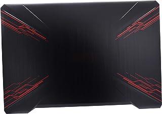 Deal4GO 15.6インチ LCD バックカバー 蓋 トップケース Asus TUF Gaming FX80 FX80G FX80GD FX80GE FX80GM FX504 FX504G FX504GD FX504GE FX504GM F...