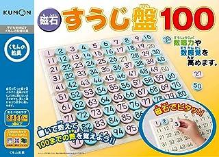 磁石すうじ盤 100