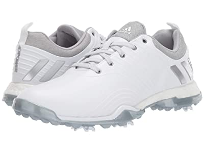 adidas Golf adiPower 4orged (Black/Silver Metallic/Clear Onix 1) Women