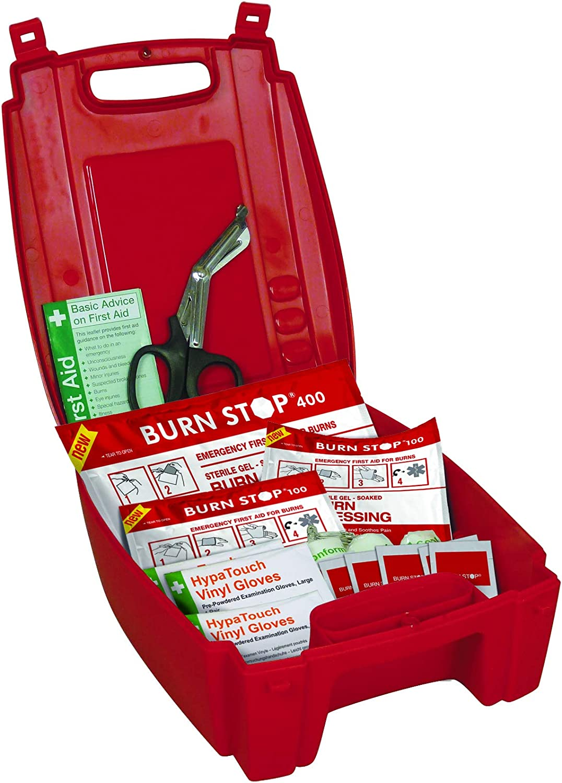 SAFETY FIRST AID Burnstop Burns Manufacturer OFFicial Large special price !! shop - Medium Kit K574