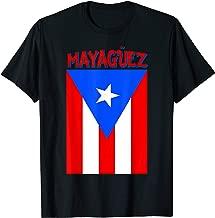 Puerto Rican Shirt Mayaguez Camisas De Puerto Rico Flag