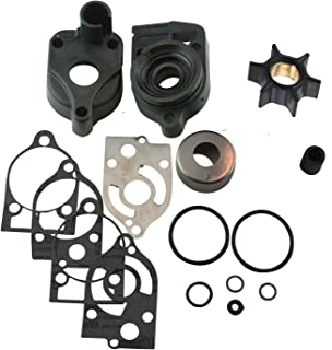 Mercury Water Pump Rebuild Kit 46-77177A3 Fits MANY 30 35 40 45 50 60 65 70 Hp (See Fitment Chart in Description)