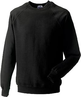 Russell Classic Sweatshirt - Black - Small