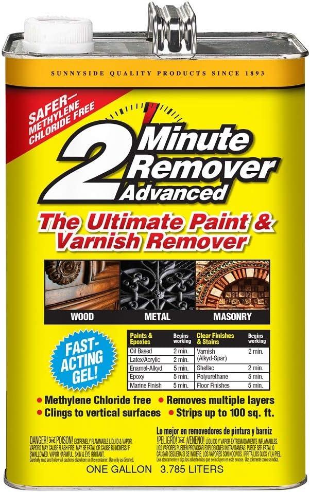 Sunnyside Corporation 634G1 Finally resale start Paint Varnish 2 Gallon Re Excellence Minute