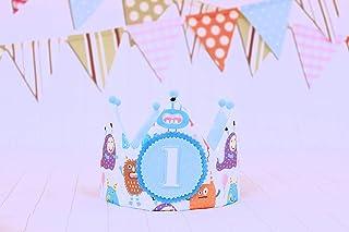 Primo Compleanno Regalo per Bambino Neonato decorazioni per feste smash cake