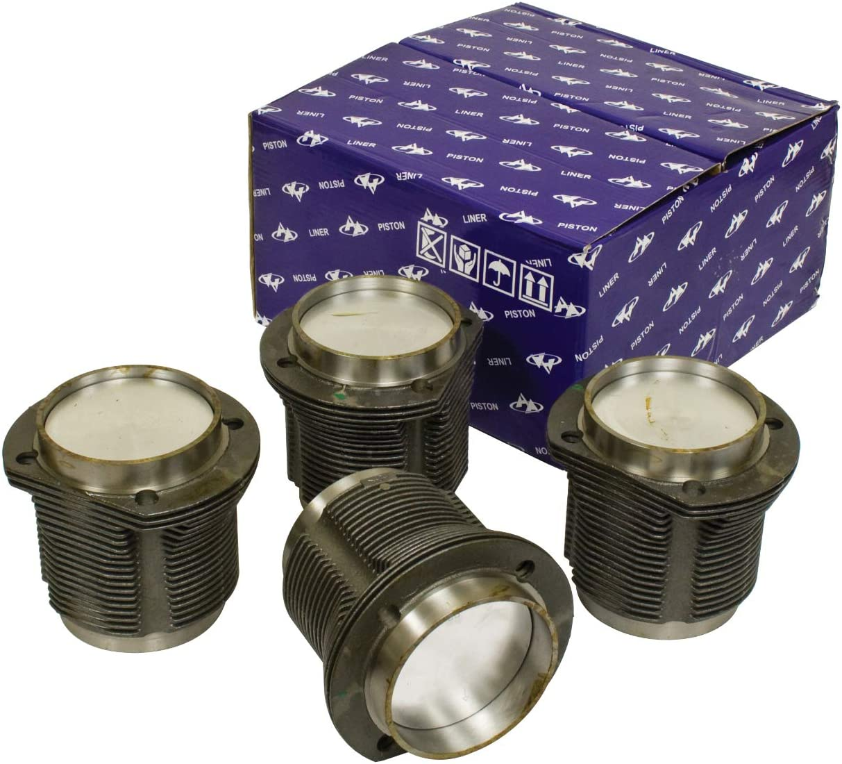 90.5 X 69 Piston Clearance SALE! Limited time! Max 53% OFF Cylinder 1776cc Cast Pistons Kit Compatibl