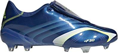 adidas F50 FG Chaussures de Football Homme Bleu : Amazon.fr ...