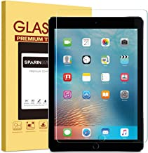 SPARIN Screen Protector Compatible with iPad 6th Generation 9.7 inch, Tempered Glass..