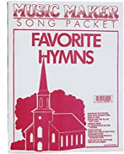 Favorite Hymns #1 music for the Music Maker by European Epressions