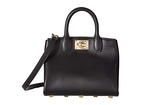 01fbc105d0b Salvatore Ferragamo The Studio Mini Handbag at Luxury.Zappos.com