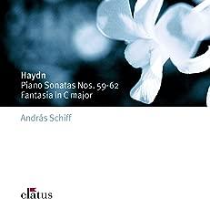 Haydn : Piano Sonatas Nos 59 - 62 & Fantasia In C Major
